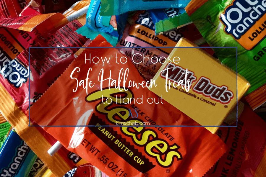 How to Choose Safe Halloween Treats to Hand out