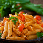 Instant Pot-Italian Tomato Chicken Penne