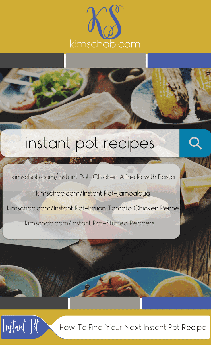 How To Find Your Next Instant Pot Recipes |