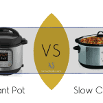 What is the Difference Instant Pot vs Slow Cooker