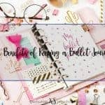 The Benefits of Keeping a Bullet Journal