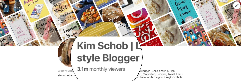 Kim Schob | Pinterest kimschob.com #pinterest