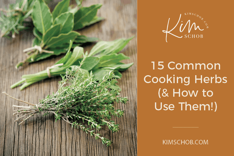 15-Common-Cooking-Herbs-&-How-to-Use-Them
