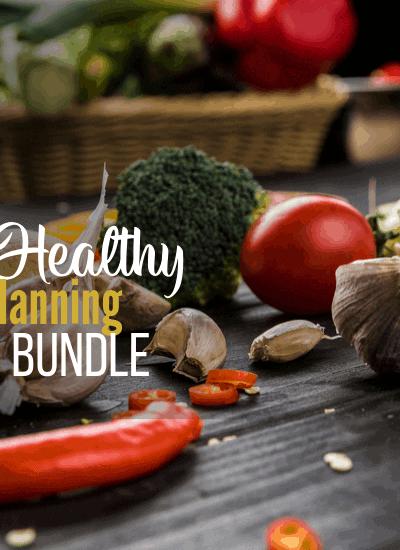 raw veggies on a wood table |kimschob.com