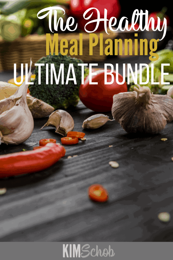 Most people can remember the exact moment when they decided to start eating healthier. For me, it was because of an Apple Watch. More specifically, my daughter's Apple Watch. Recipes for every type of eating style. Find out more here! #healthy #mealplanning #kimschob #mealplanningbundle #applewatch