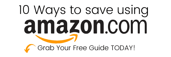 10 ways to save using amazon | kimschob.com