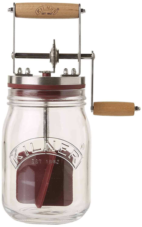butter churning gift kitchen gadget | kimschob.com