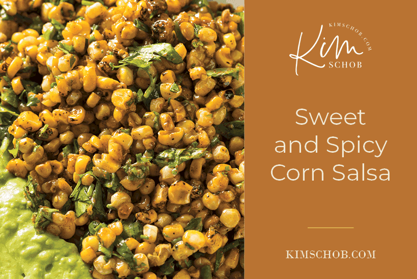 Sweet-and-Spicy-Corn-Salsa | kimschob.com