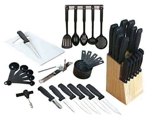 cutlery combo set kitchen cooking gift | kimschob.com