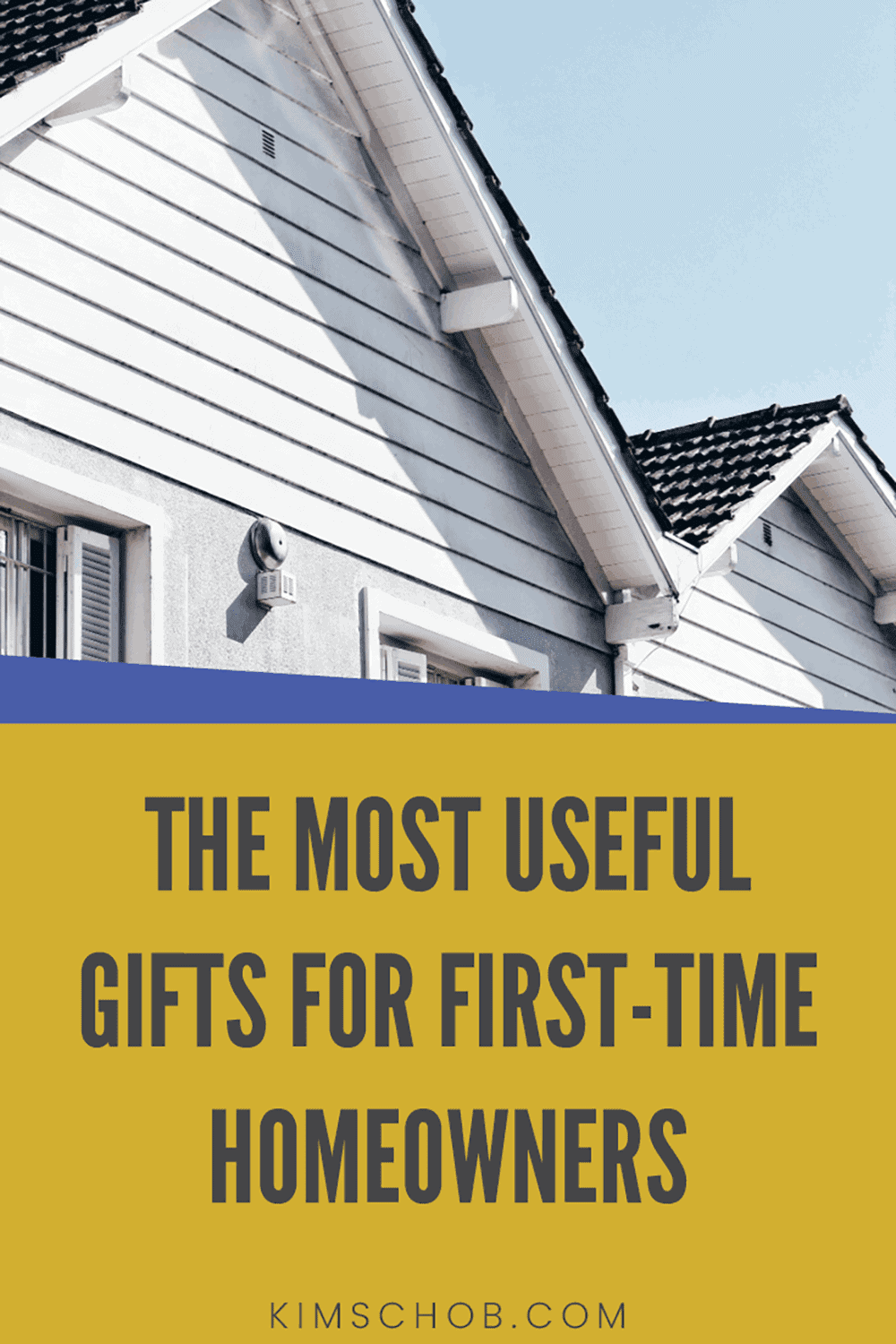 First-Time Homeowners | kimschob.com