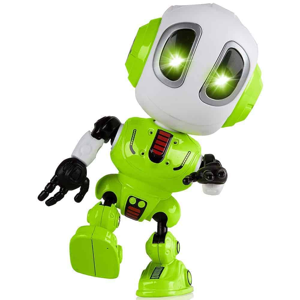 soky talking robot toy | kimschob.com