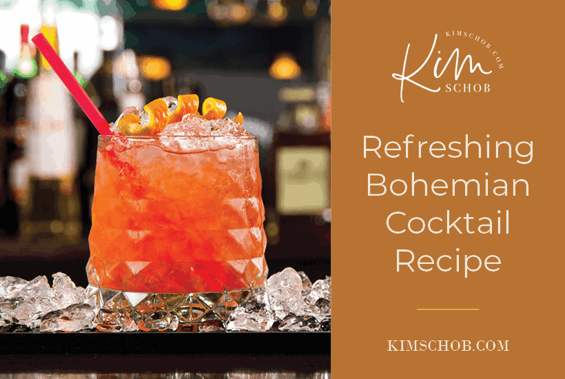 Refreshing-Bohemian-Cocktail-Recipe | kimschob.com