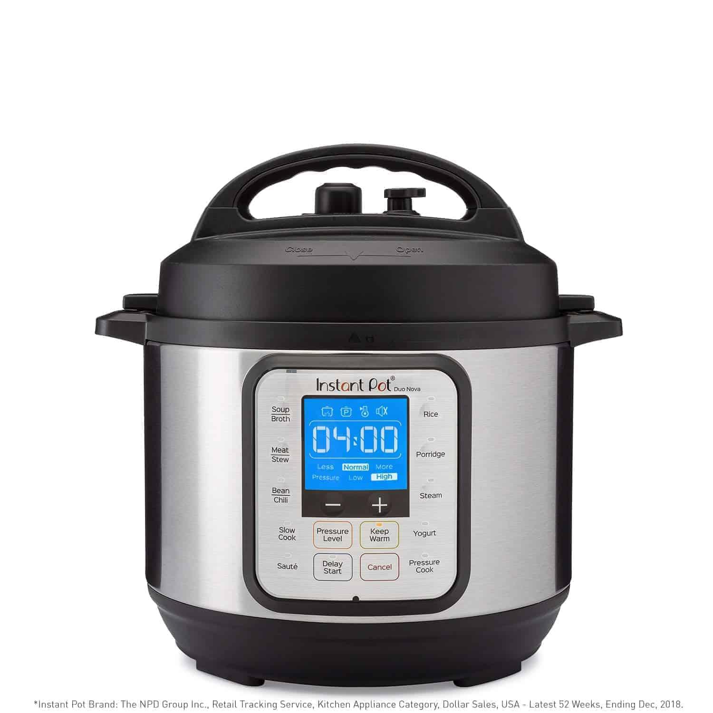 Instant Pot For Speedy Dinners | kimschob.com