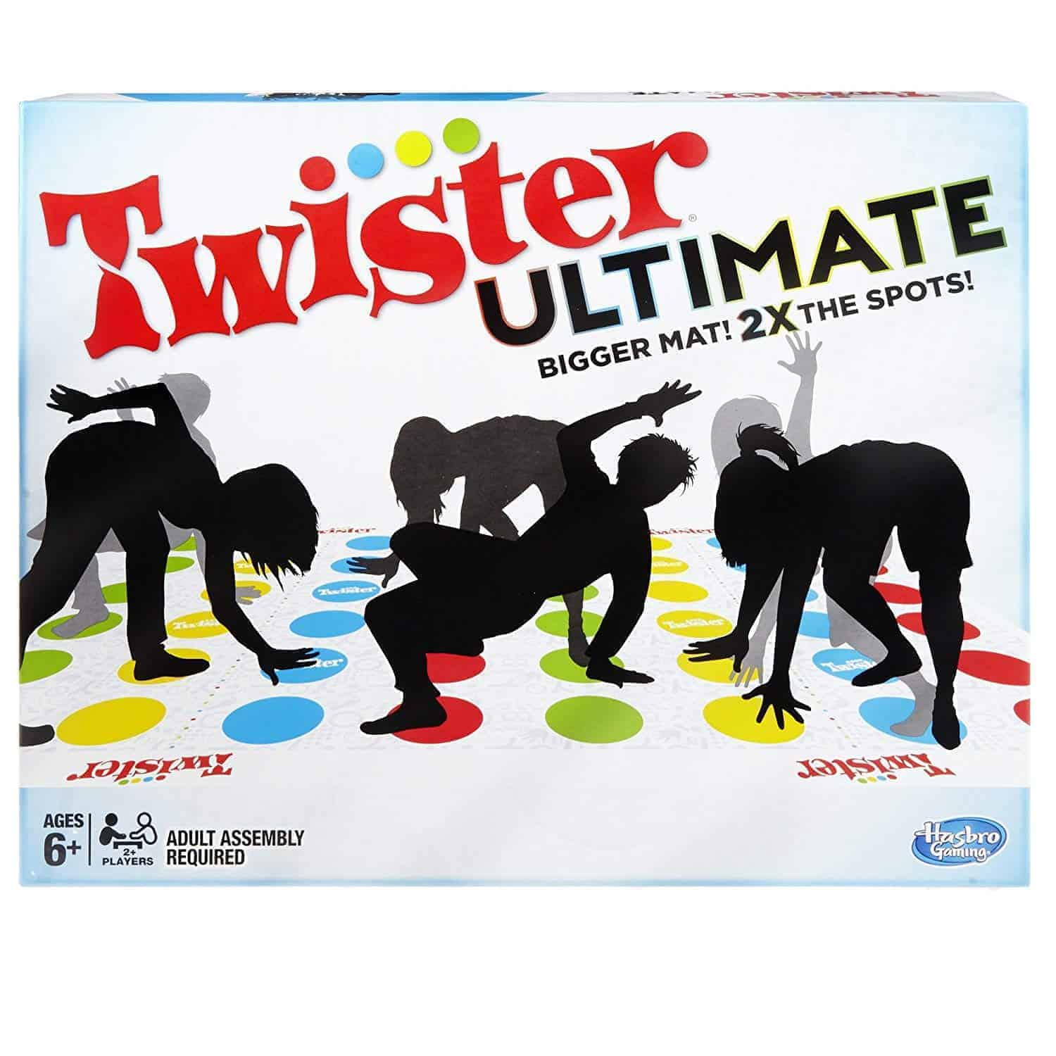 twister ultimate party game family fun | kimschob.com