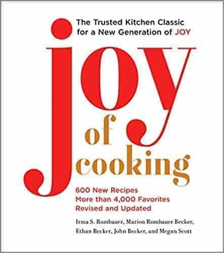 new recipes cookbook joy of cooking | kimschob.com