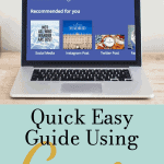 Quick Easy Guide Using Canva | kimschob.com