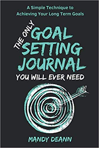 goal setting journal journaling goals | kimschob.com