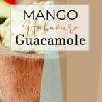 Mango Habanero Guacamole   kimschob.com