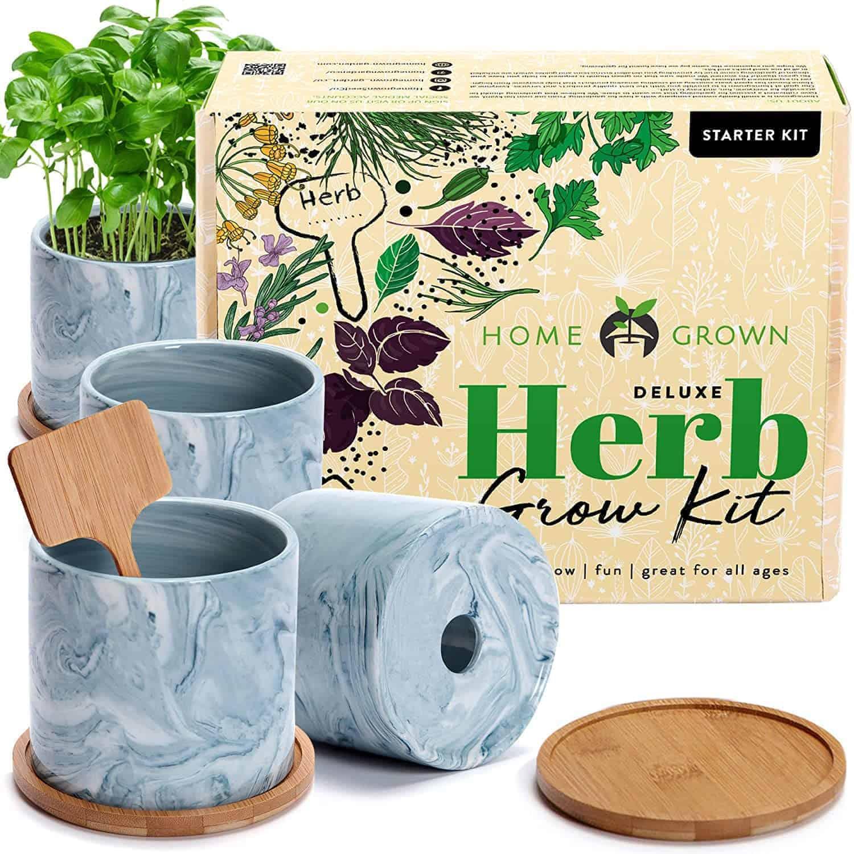 Herb Grow Kit