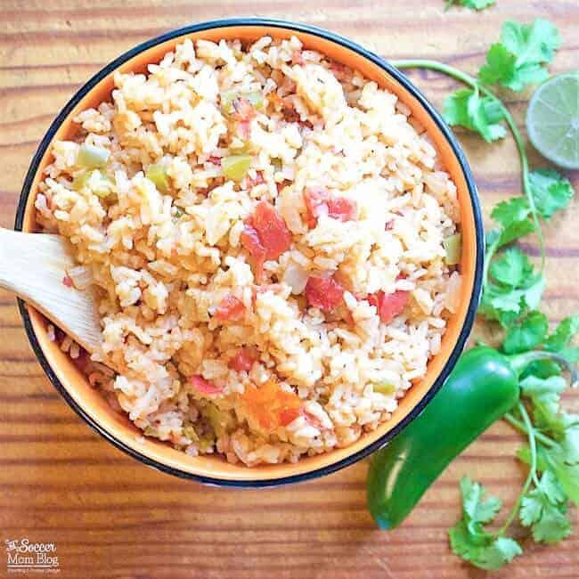 Perfect Spanish Rice 3