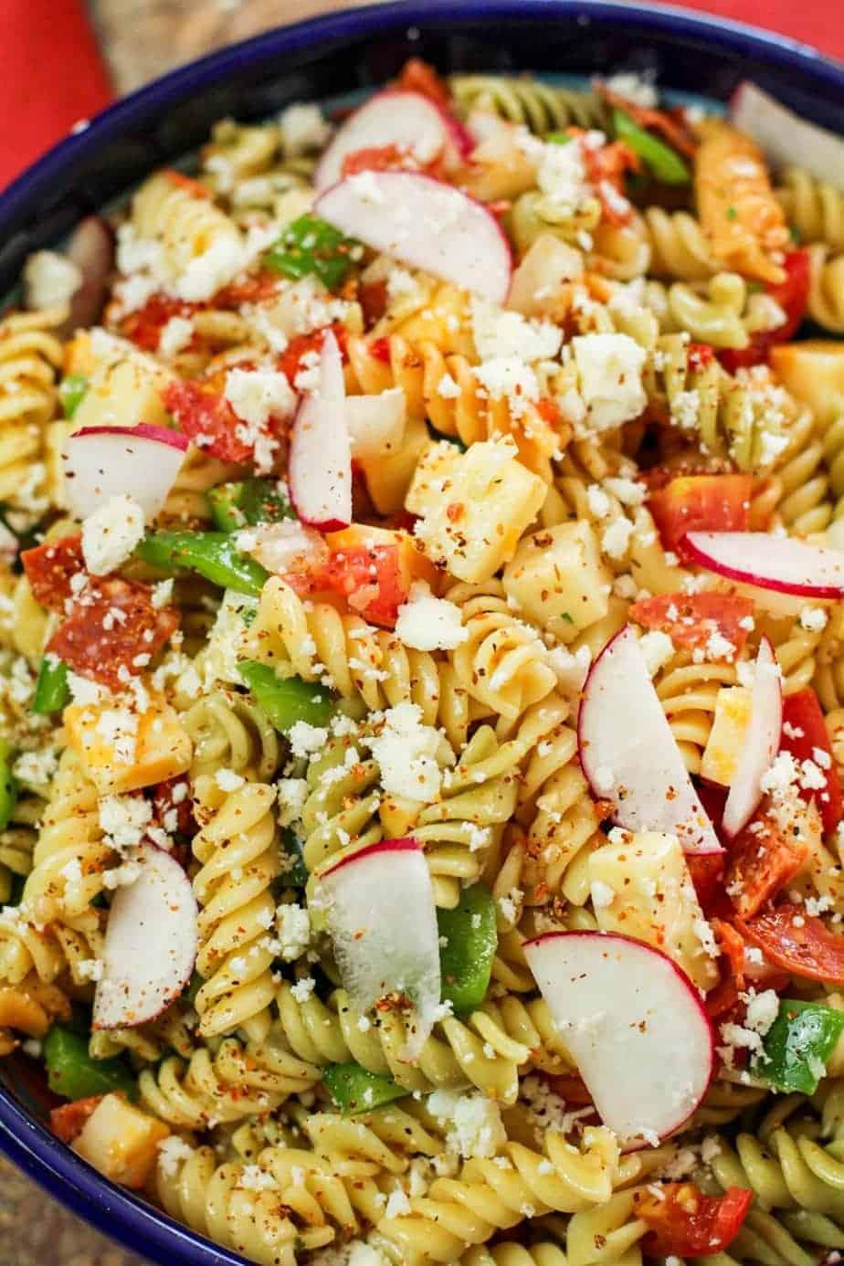 Spicy Pasta Salad 3 of 10