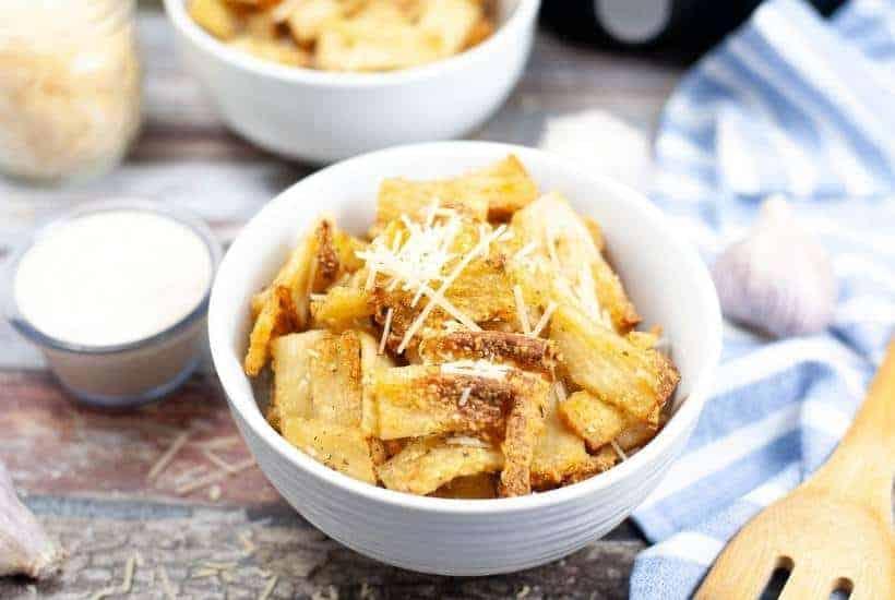 Tiktok Pasta Chips | kimschob.com