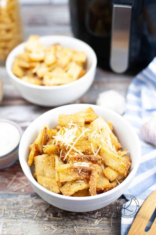 Tiktok Pasta Chips   kimschob.com